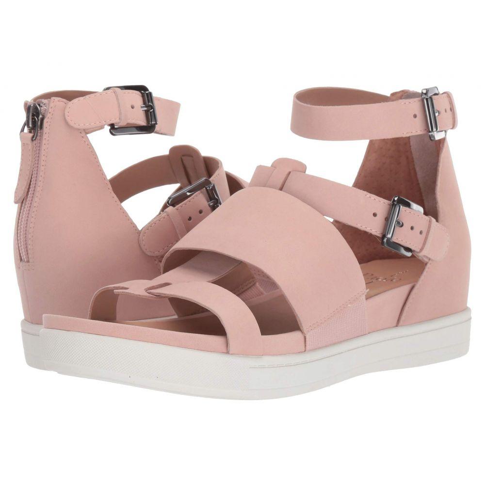 リネアパウロ LINEA Paolo レディース サンダル・ミュール シューズ・靴【Renata】Blush Nappa Leather