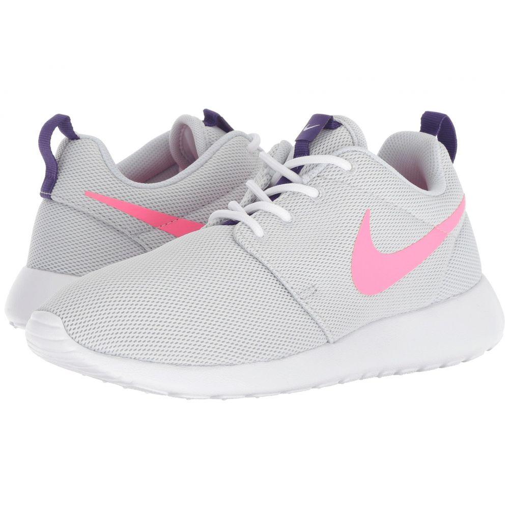 ナイキ Nike レディース スニーカー シューズ・靴【Roshe One】Pure Platinum/Laser Pink/Court Purple