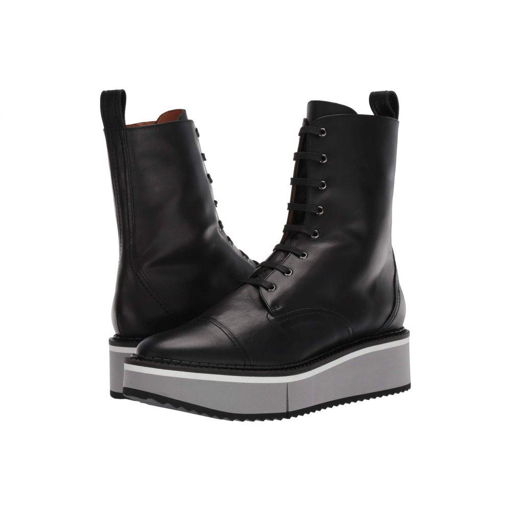 ロベール クレジュリー Clergerie レディース ブーツ シューズ・靴【British】Black Calf