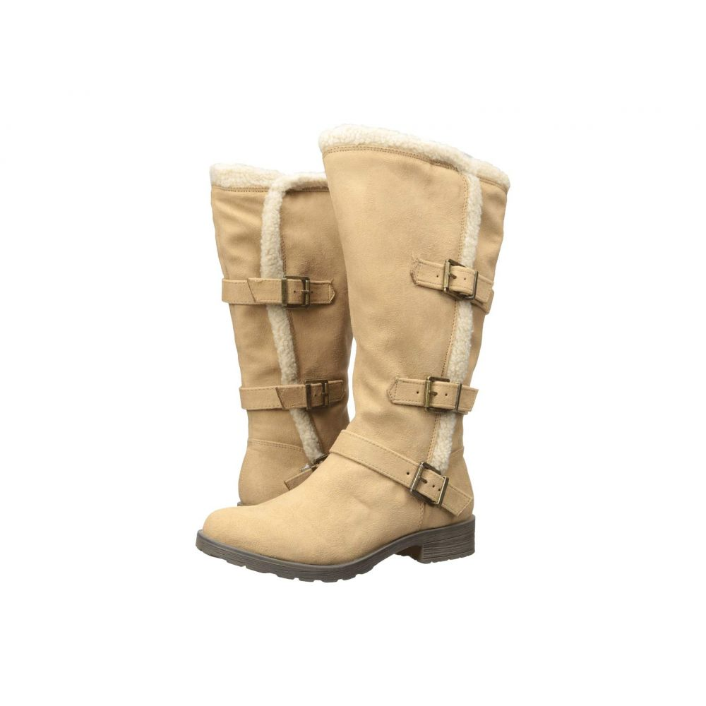 ホワイトマウンテン White Mountain レディース ブーツ シューズ・靴【Santell】Chestnut