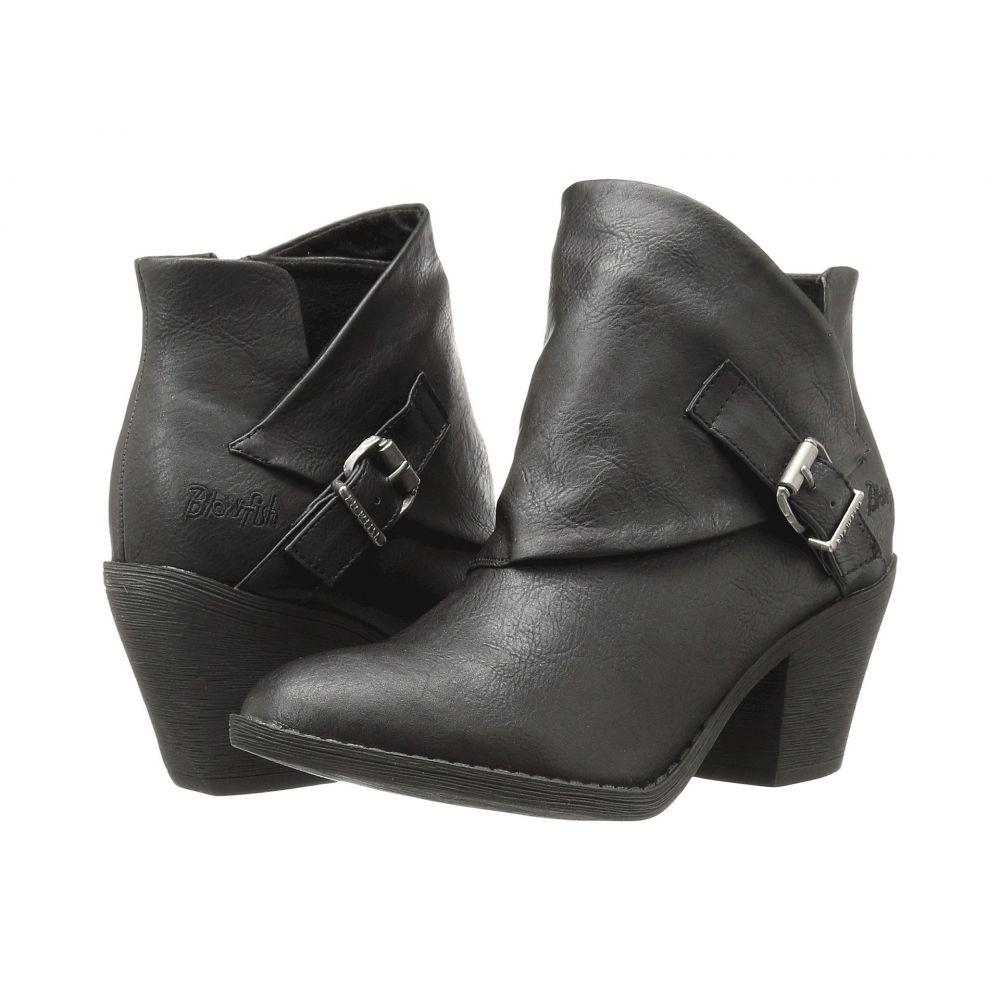 ブローフィッシュ Blowfish レディース ブーツ シューズ・靴【Suba】Black Old Ranger PU