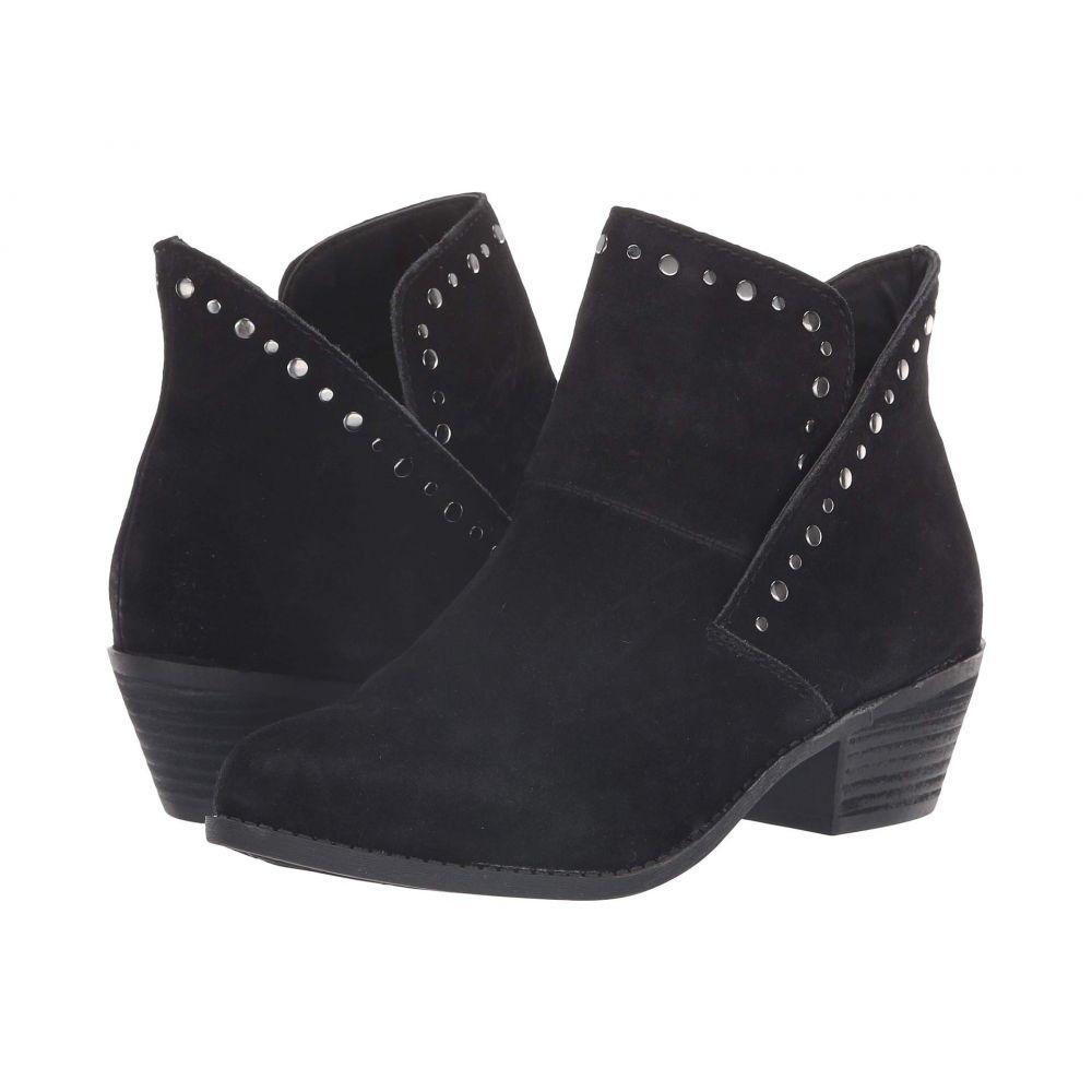 ミートゥー Me Too レディース ブーツ シューズ・靴【Zane】Black Suede