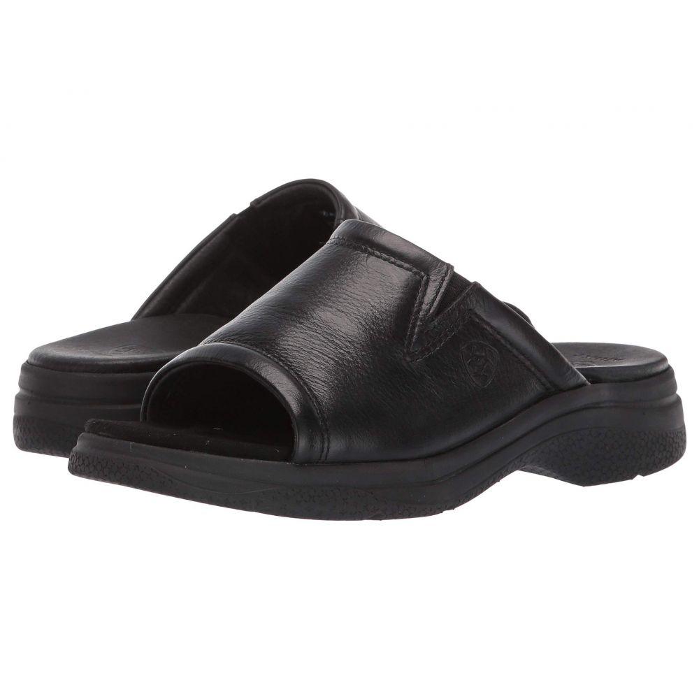 アリアト Ariat レディース サンダル・ミュール シューズ・靴【Bridgeport Sandal】Black