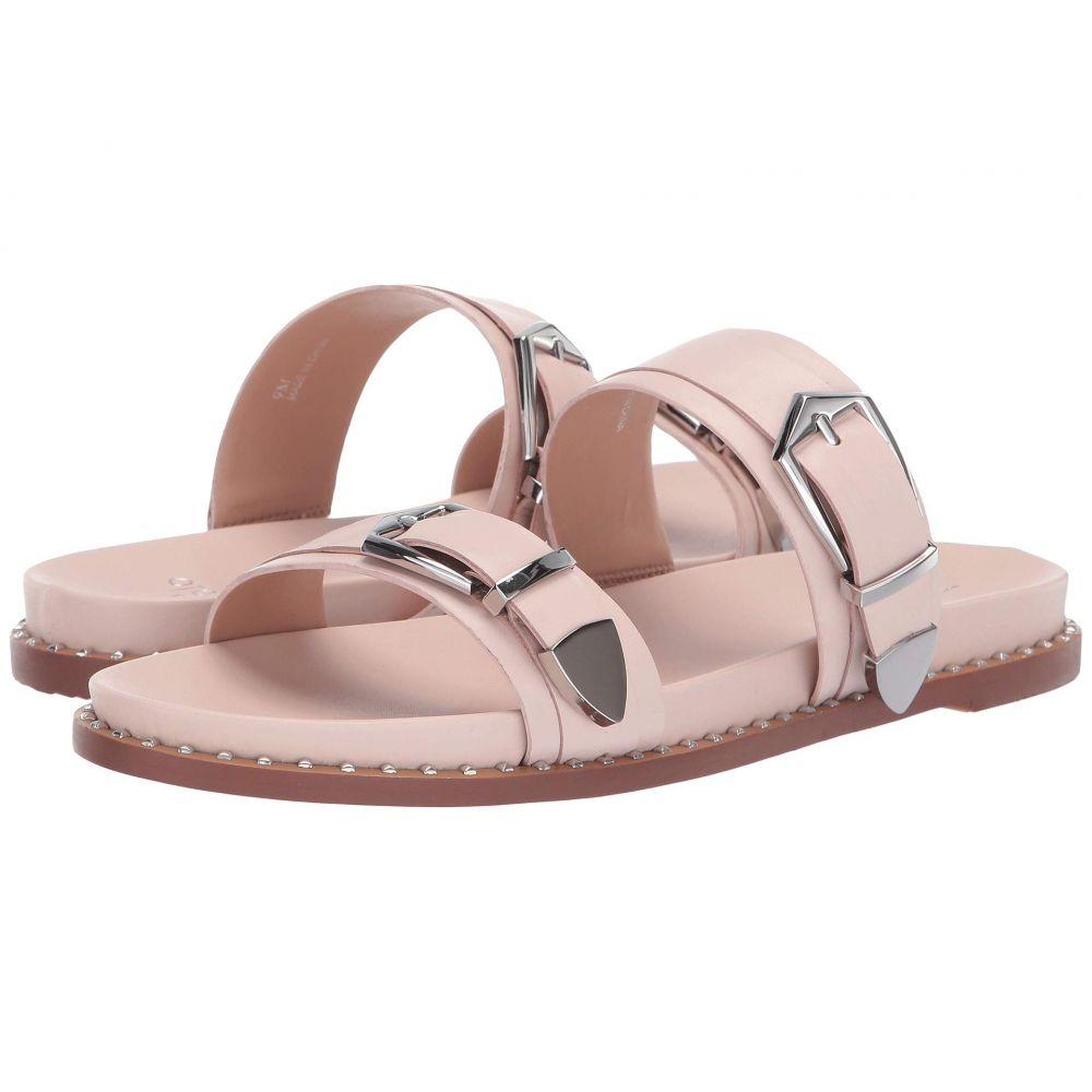 リネアパウロ LINEA Paolo レディース サンダル・ミュール シューズ・靴【Rae Buckle Sandal】Pale Pink Nappa Leather