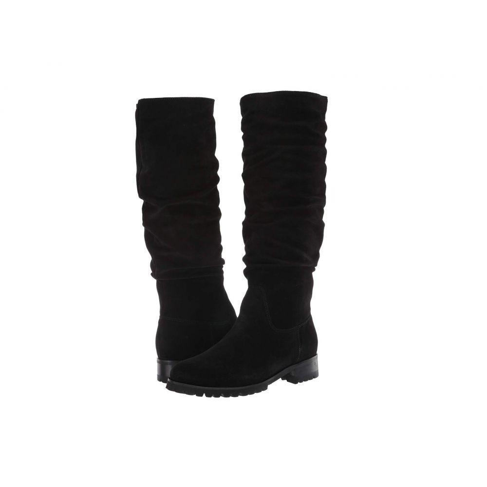 ラ カナディアン La Canadienne レディース ブーツ シューズ・靴【Sinclair】Black Suede