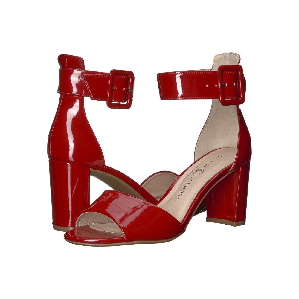 チャイニーズランドリー Chinese Laundry レディース サンダル・ミュール シューズ・靴【Rumor】Red Patent