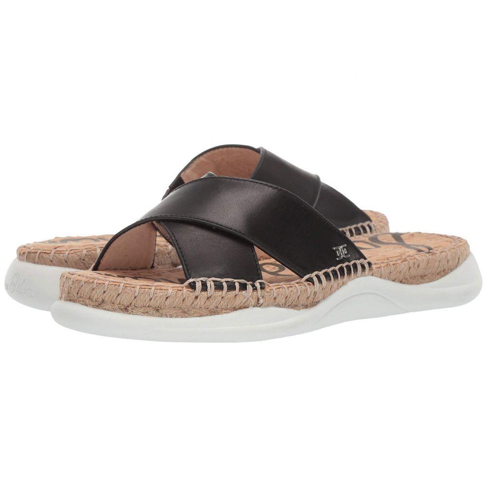 サム エデルマン Sam Edelman レディース サンダル・ミュール シューズ・靴【Jen】Black Torrino Vachetta Leather