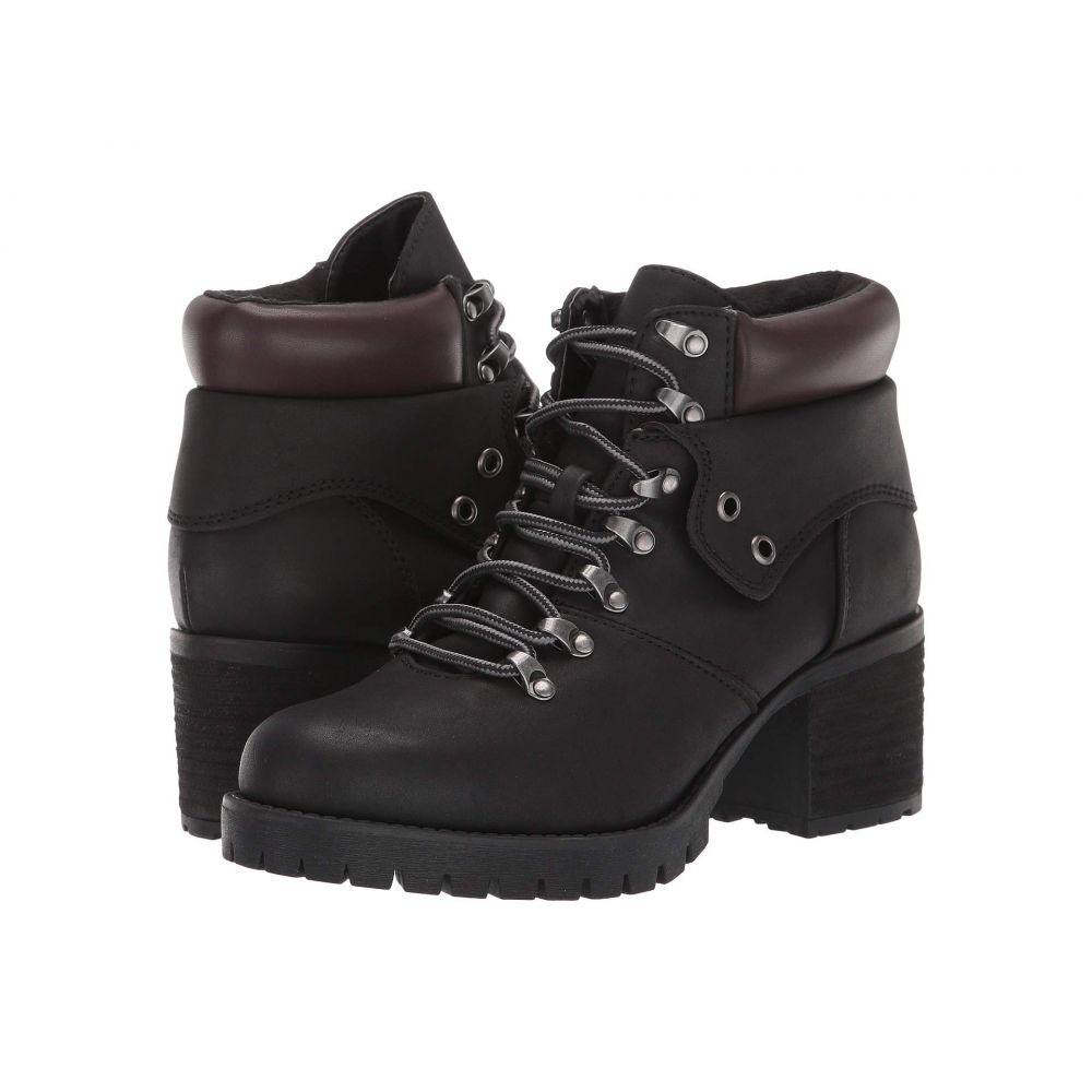 ミア MIA レディース ブーツ シューズ・靴【Ben】Black