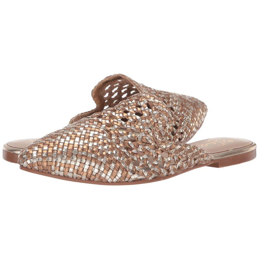 42 ゴールド 42 GOLD レディース ローファー・オックスフォード シューズ・靴【Corra】Gold/Bronze Leather