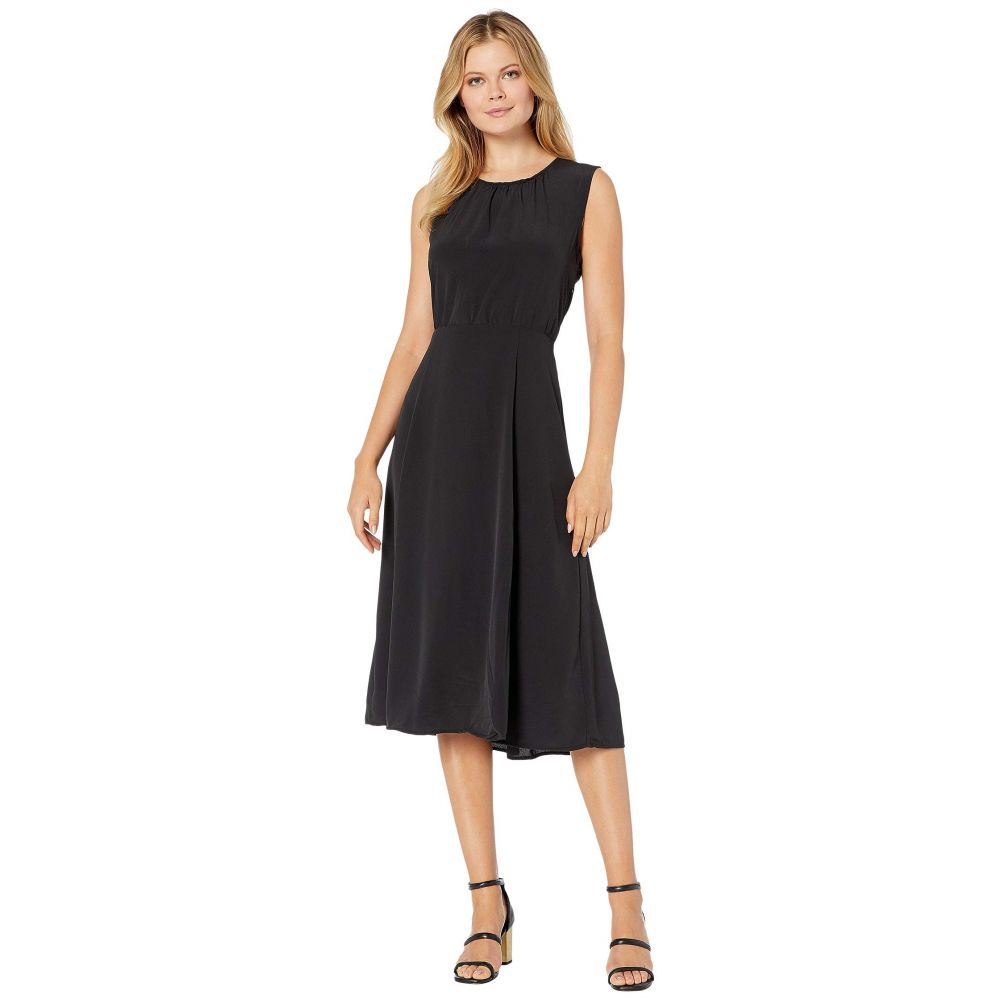 ボボウ B Collection by Bobeau レディース ワンピース ミドル丈 ワンピース・ドレス【Francis Midi Dress】Black