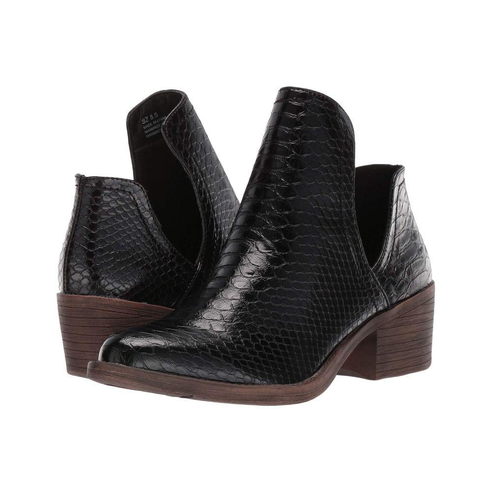 ボラティル VOLATILE レディース ブーツ シューズ・靴【Glenrock】Black