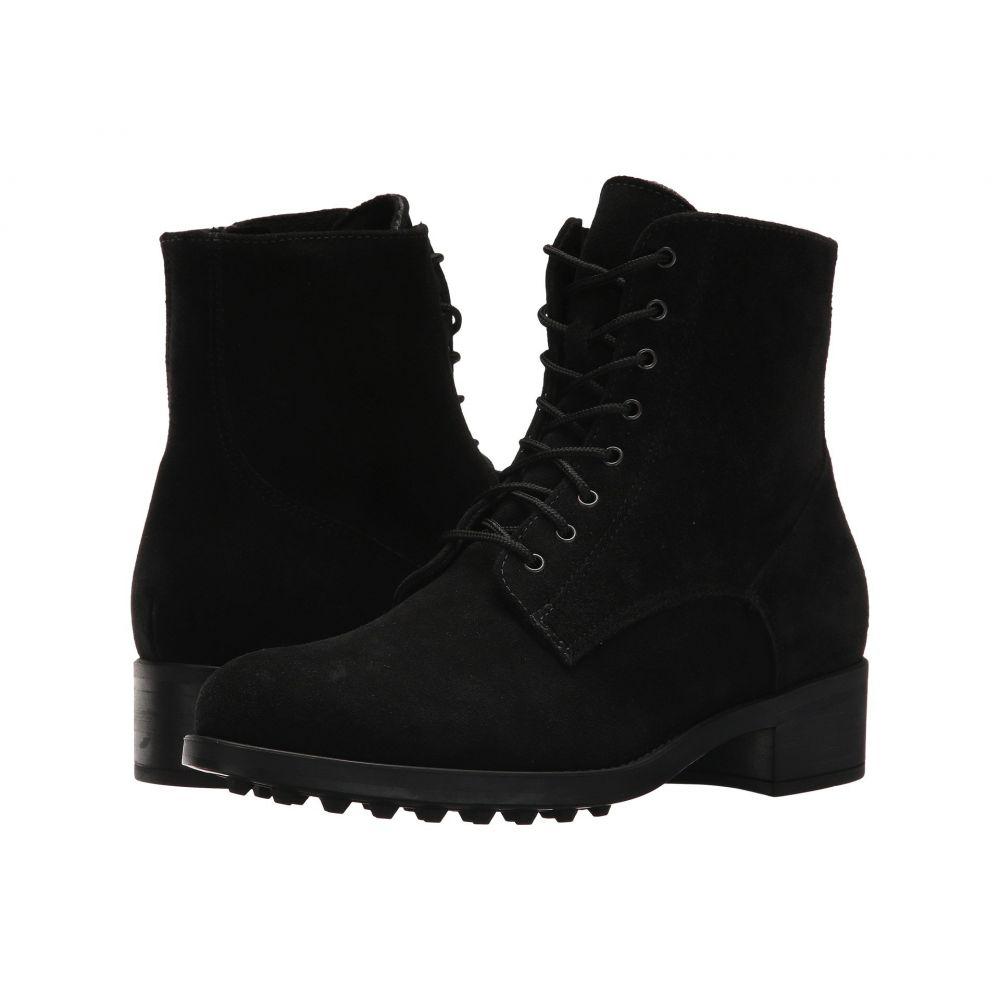 ラ カナディアン La Canadienne レディース ブーツ シューズ・靴【Savanna】Black Suede