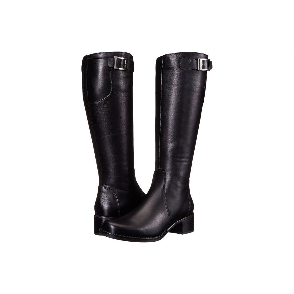 ラ カナディアン La Canadienne レディース ブーツ シューズ・靴【Poppie】Black Leather