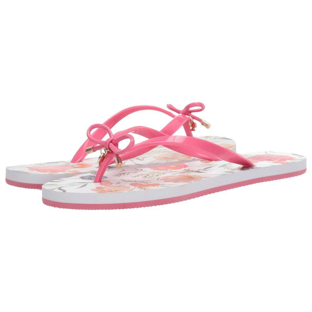 ケイト スペード Kate Spade New York レディース ビーチサンダル シューズ・靴【Nova】Petunia Pink