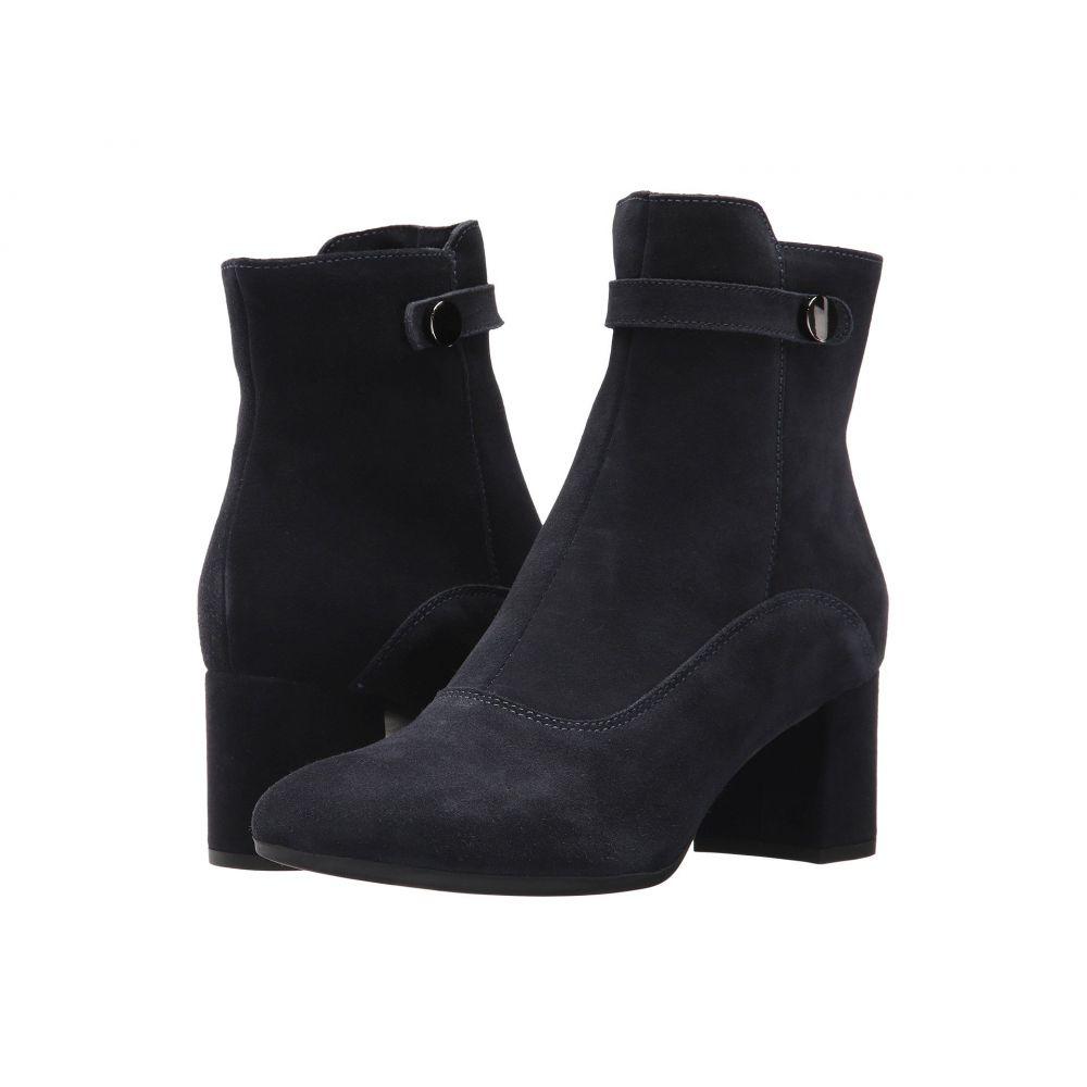 ラ カナディアン La Canadienne レディース ブーツ シューズ・靴【Jessa】Nite Blue Suede