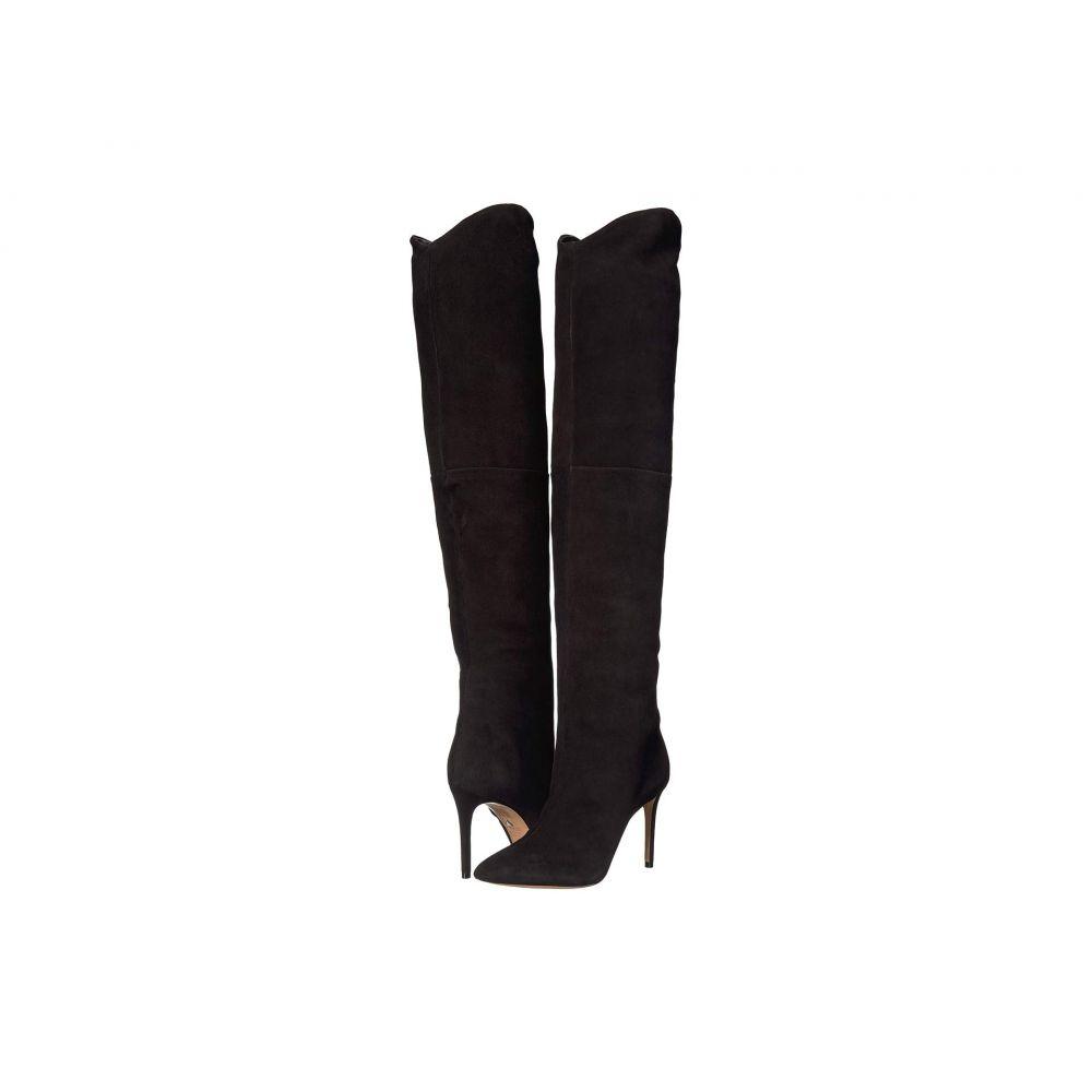 シュッツ Schutz レディース ブーツ シューズ・靴【Anamaria】Black Camurca Cabra