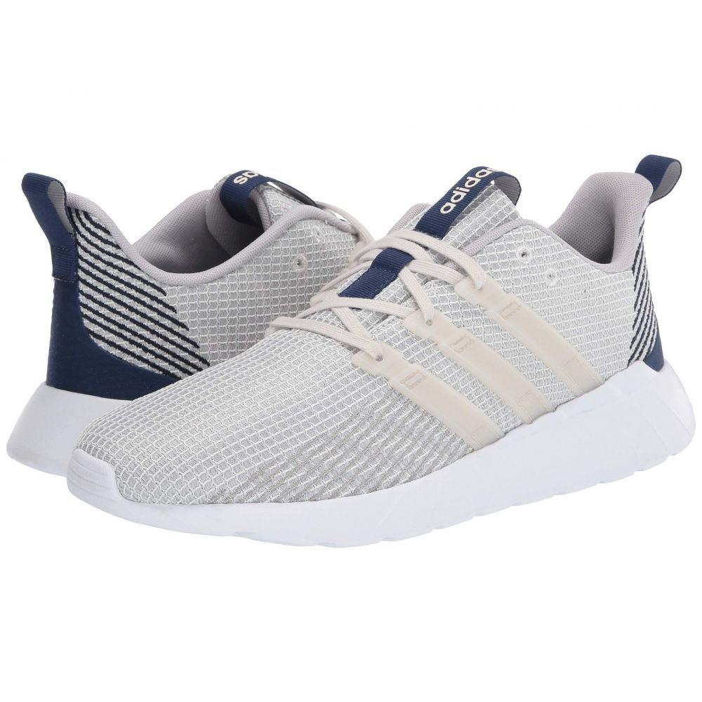 アディダス adidas メンズ スニーカー シューズ・靴【Questar Flow】Cloud White/Raw White/Grey Two