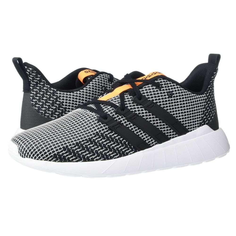 アディダス adidas メンズ スニーカー シューズ・靴【Questar Flow】Core Black/Core Black/White