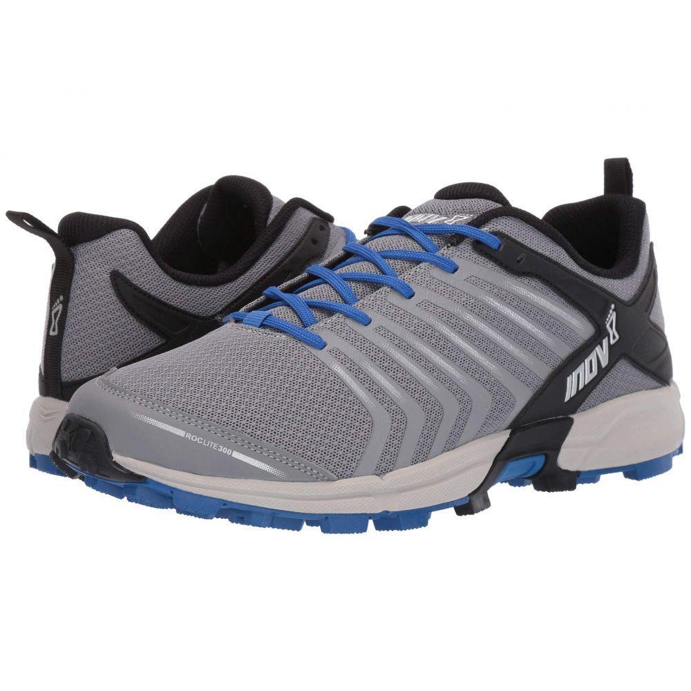 イノヴェイト inov-8 メンズ ランニング・ウォーキング シューズ・靴【RocLite 300】Grey/Blue
