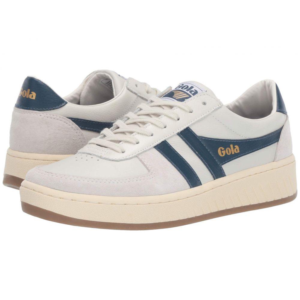 ゴーラ Gola メンズ スニーカー シューズ・靴【Grandslam 78'】Off-White/Baltic/Gum