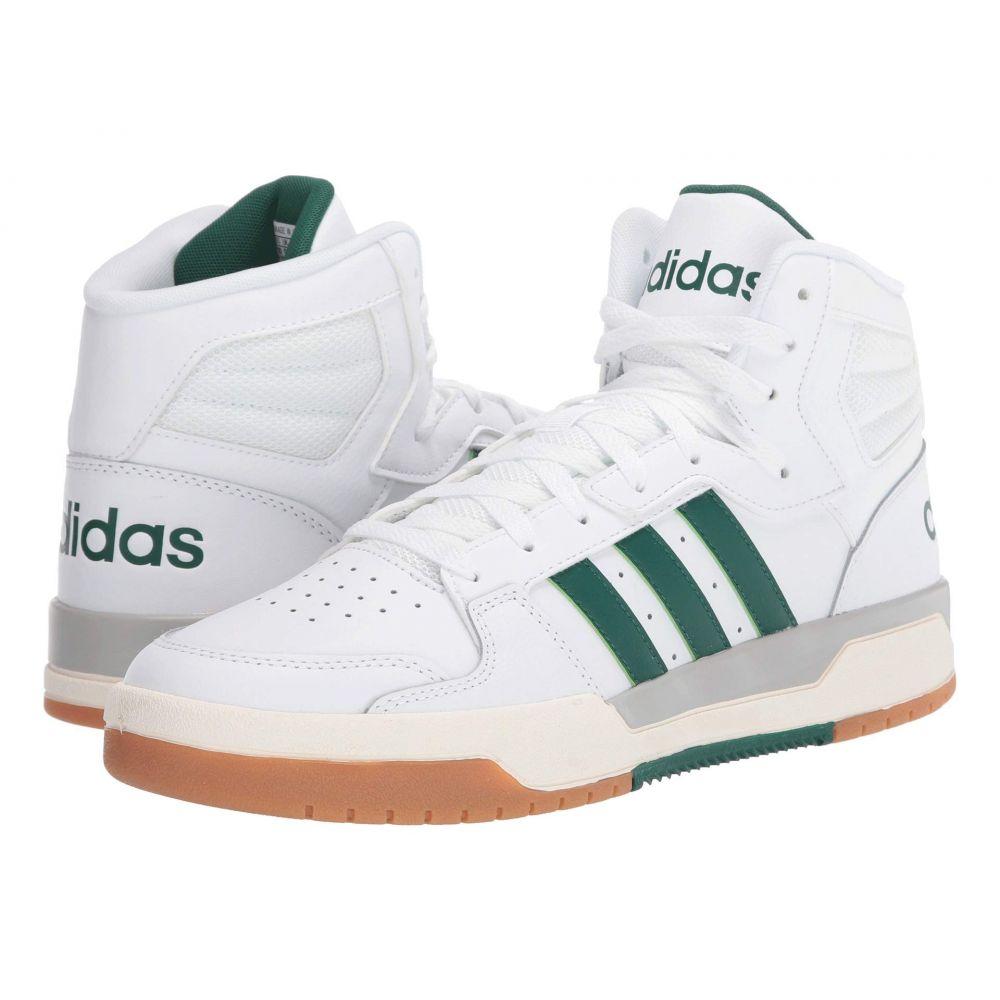 アディダス adidas メンズ スニーカー シューズ・靴【Entrap Mid】Footwear White/Collegiate Green/Grey Two