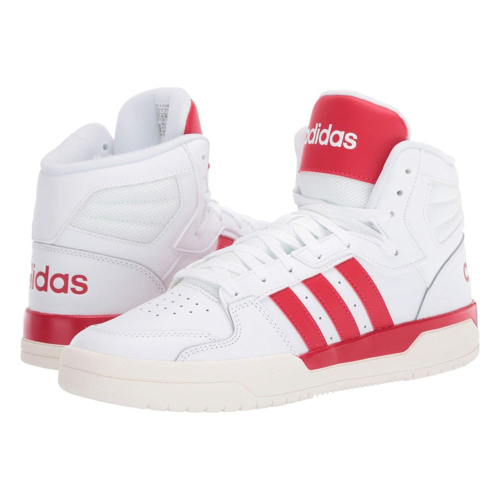 アディダス adidas メンズ スニーカー シューズ・靴【Entrap Mid】Footwear White/Scarlet/Cloud White