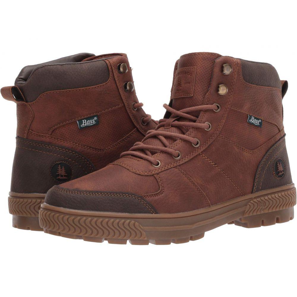 ジーエイチ バス G.H. Bass & Co. メンズ ブーツ シューズ・靴【Rockies Tumbled WX】Tan/Brown