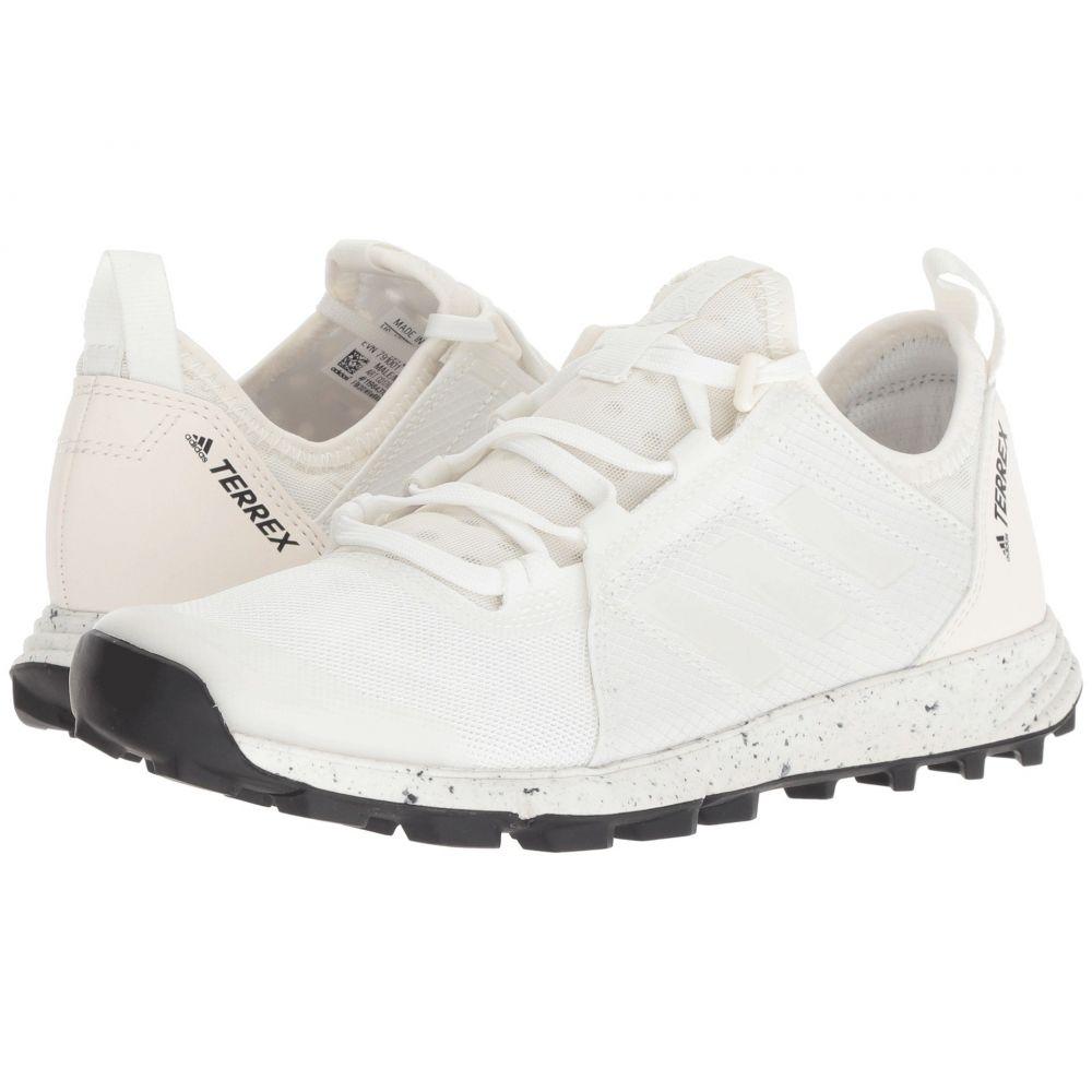 アディダス adidas Outdoor メンズ ランニング・ウォーキング シューズ・靴【Terrex Speed】Non-Dyed/White/Black