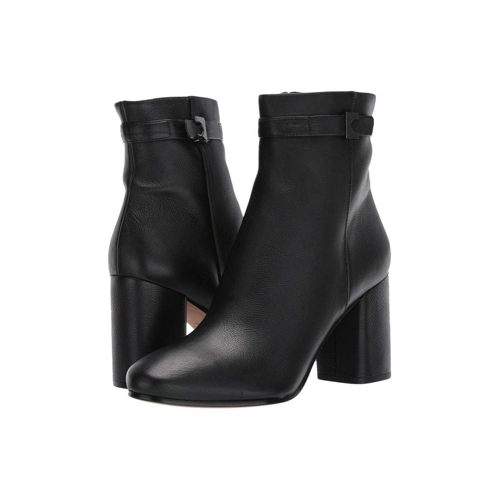 ダイアン フォン ファステンバーグ Diane von Furstenberg レディース ブーツ シューズ・靴【Rhonda】Black Smooth Leather