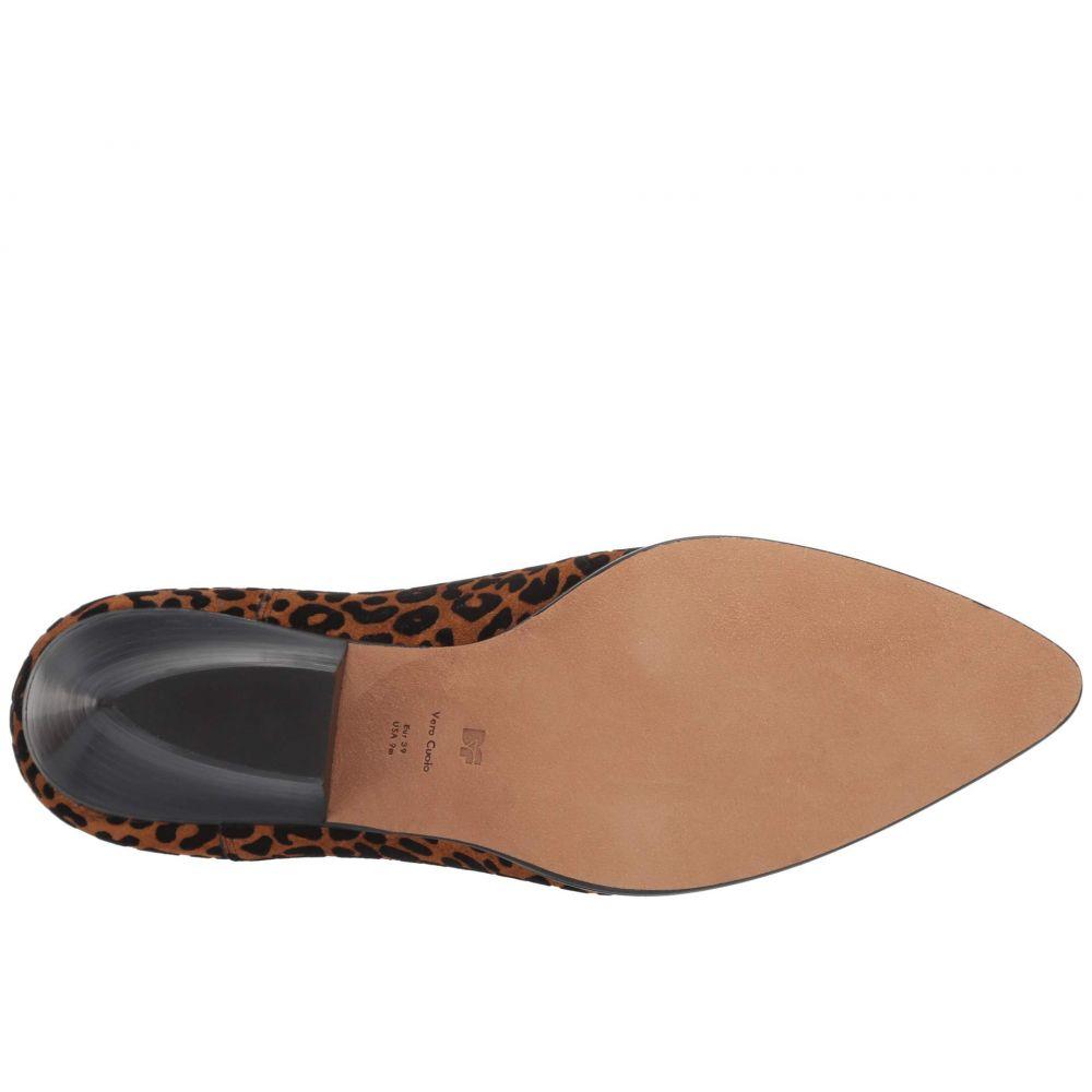 ダイアン フォン ファステンバーグ Diane von Furstenberg レディース ブーツ シューズ・靴 Nadie Camel Black Flocked LeopardDYI92WHeEb