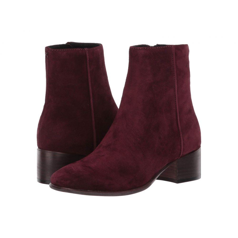 ラグ&ボーン rag & bone レディース ブーツ シューズ・靴【Aslen Mid Boot】Merlot