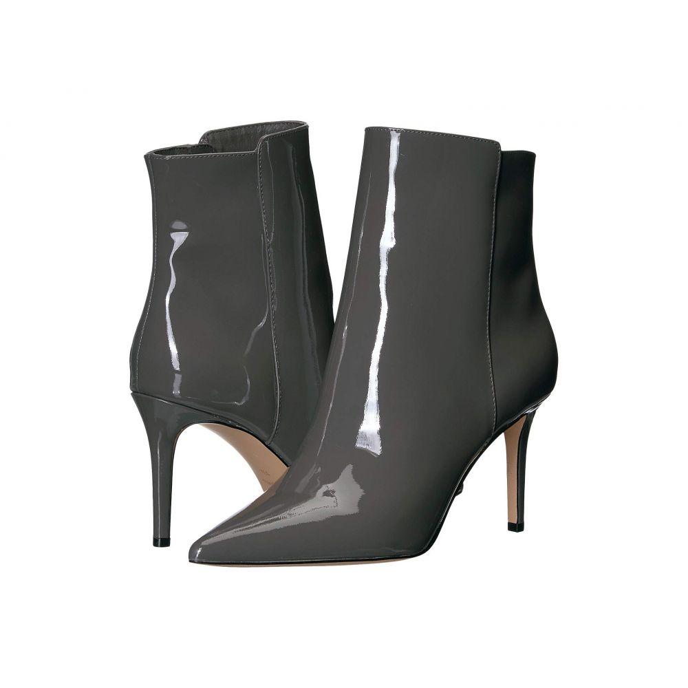 ジェイクルー J.Crew レディース ブーツ ショートブーツ シューズ・靴【Patent Lana Ankle Boot】Raincloud Grey