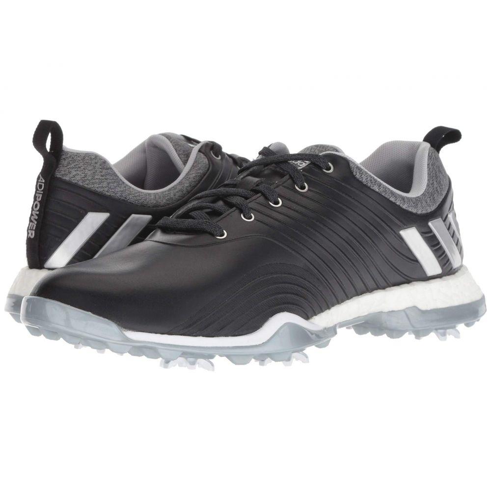 アディダス adidas Golf レディース スニーカー シューズ・靴【adiPower 4orged】Black/Silver Metallic/Clear Onix