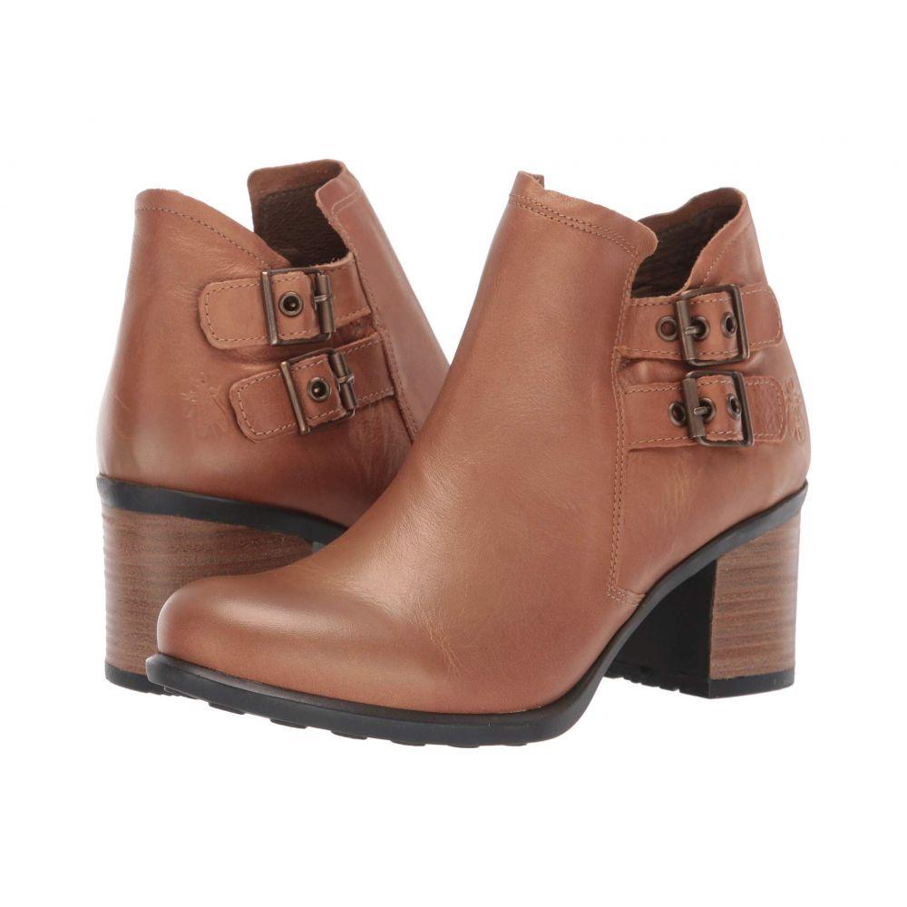 フライロンドン FLY LONDON レディース ブーツ シューズ・靴【ISMA421FLY】Tan Janeda Leather