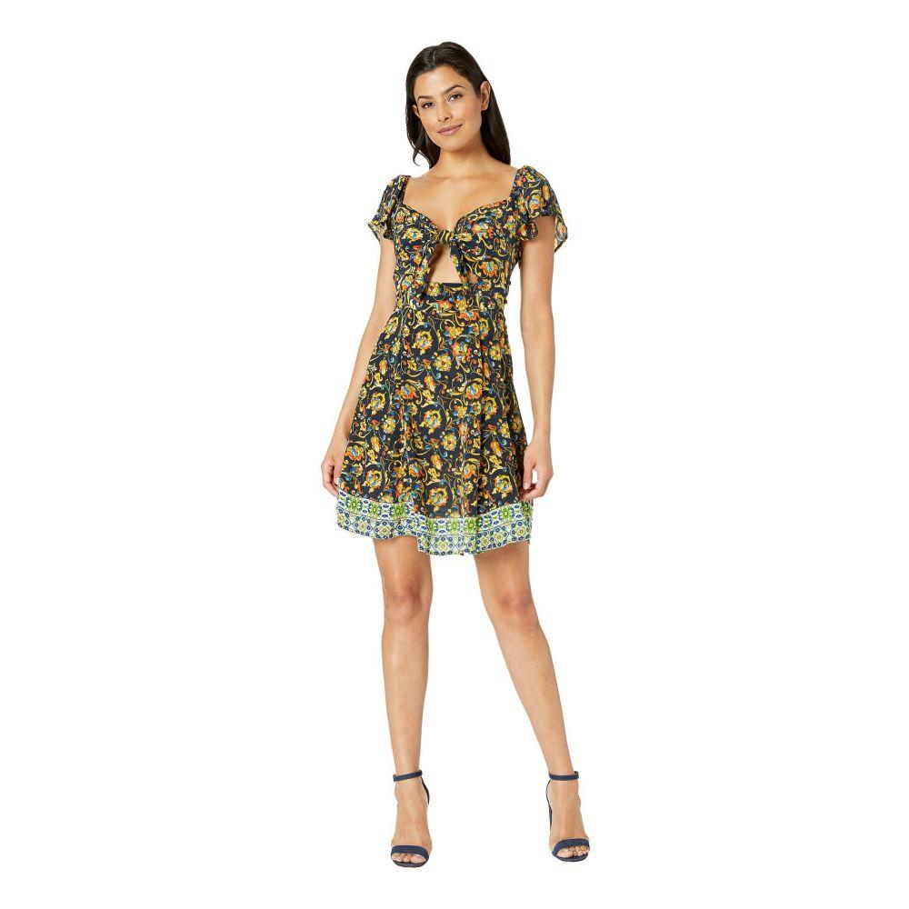 トラーニ Tolani レディース ワンピース チュニックドレス ワンピース・ドレス【Naples Tunic Dress】Navy