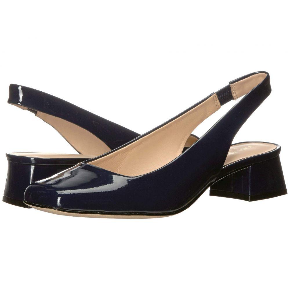 ケイト スペード Kate Spade New York レディース パンプス シューズ・靴【Sam】Navy Patent