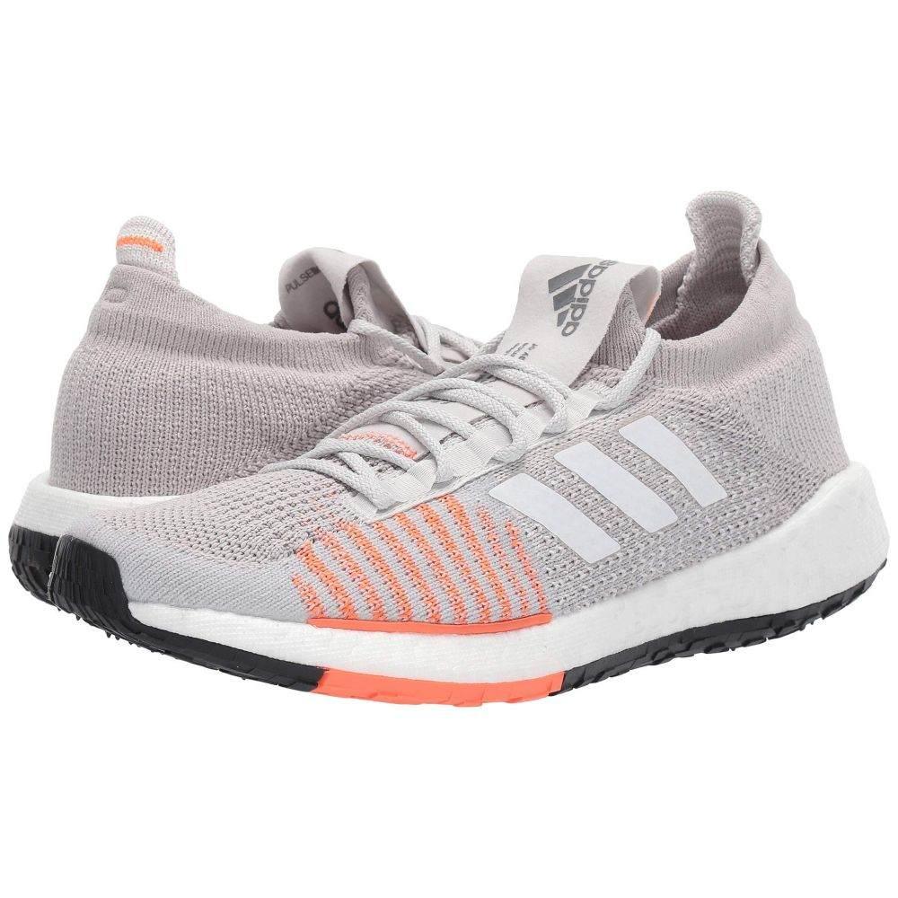 アディダス adidas Running レディース ランニング・ウォーキング シューズ・靴【PulseBOOST HD】Grey/White/Solar Red