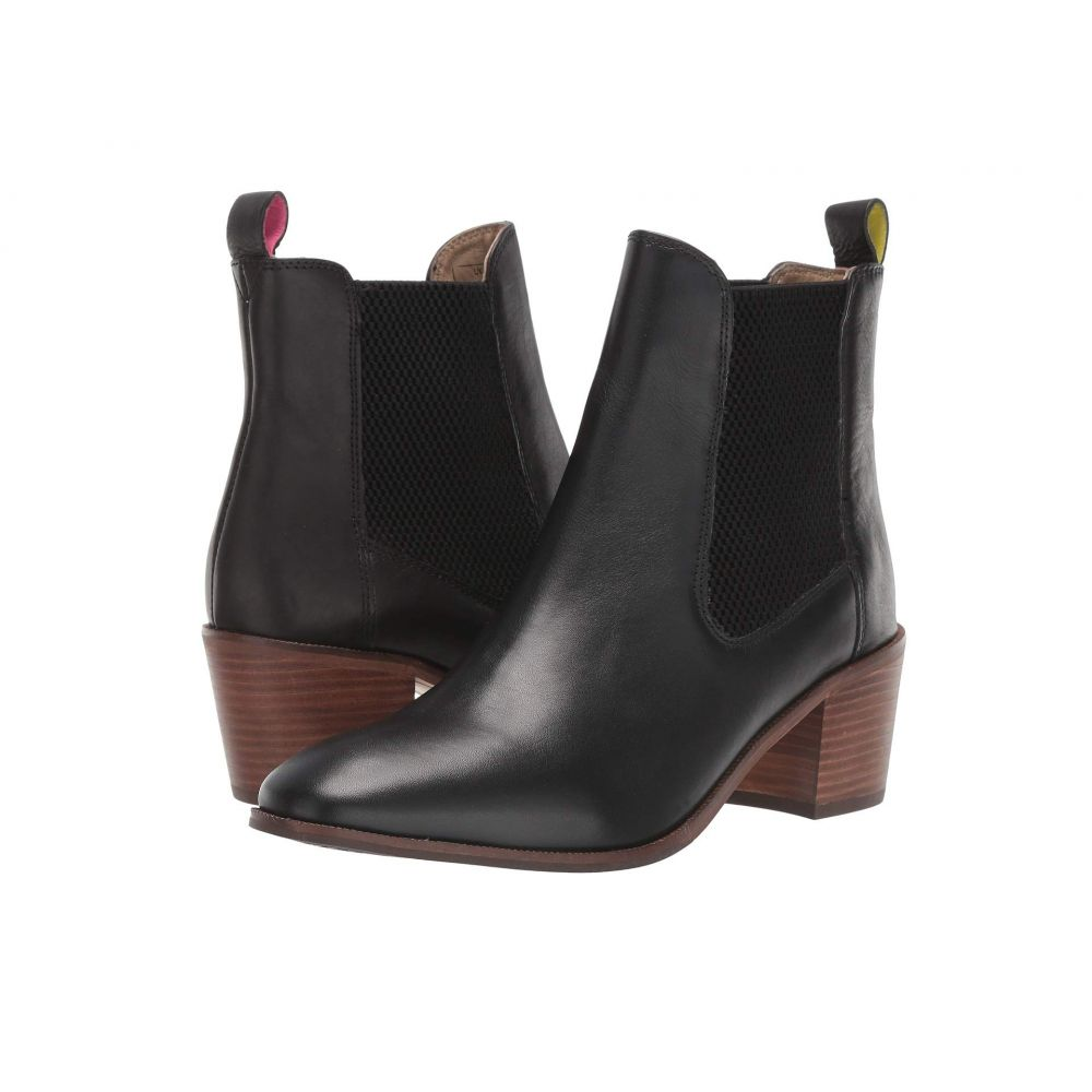 ジュールズ Joules レディース ブーツ シューズ・靴【Hartford】Black