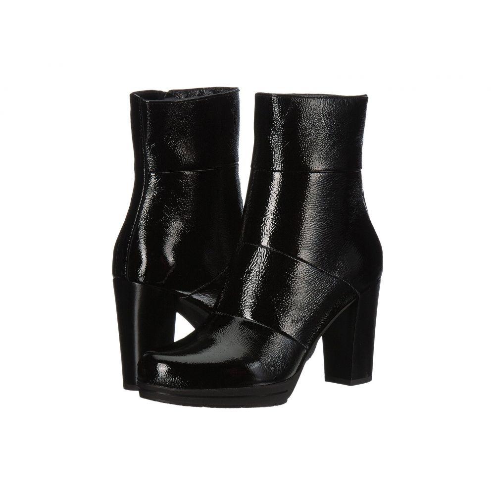 ラ カナディアン La Canadienne レディース ブーツ シューズ・靴【Mirabella】Black Patent
