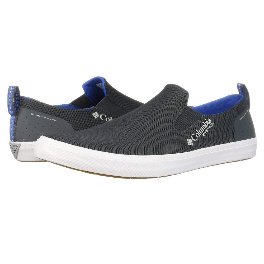 コロンビア Columbia メンズ デッキシューズ シューズ・靴【Dorado Slip PFG】Graphite/Stormy Blue
