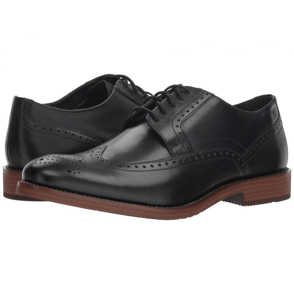 ナンブッシュ Nunn Bush メンズ 革靴・ビジネスシューズ ウイングチップ シューズ・靴【Middleton Wing Tip Oxford】Black