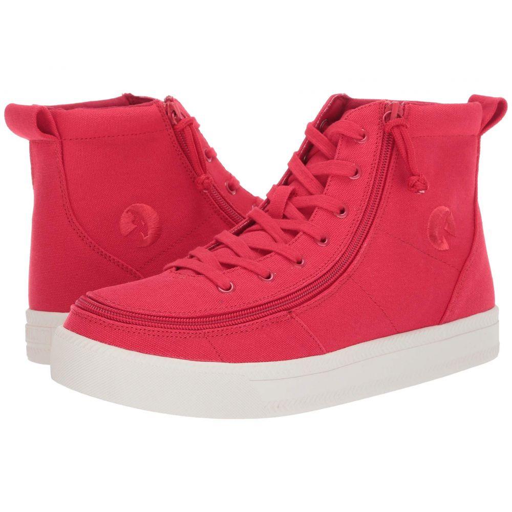 ビリーフットウェア BILLY Footwear メンズ スニーカー シューズ・靴【Classic Lace High Canvas】Red