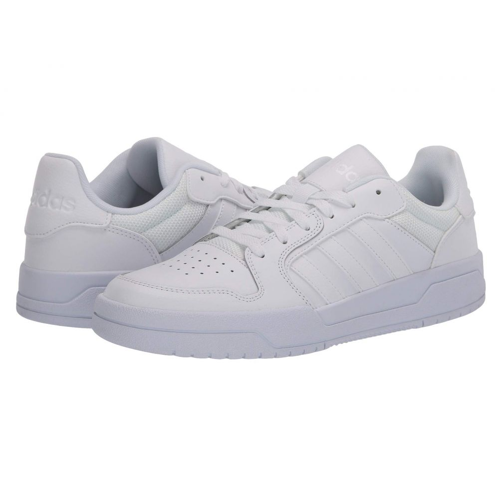 アディダス adidas メンズ スニーカー シューズ・靴【Entrap】Footwear White/Footwear White/Footwear White