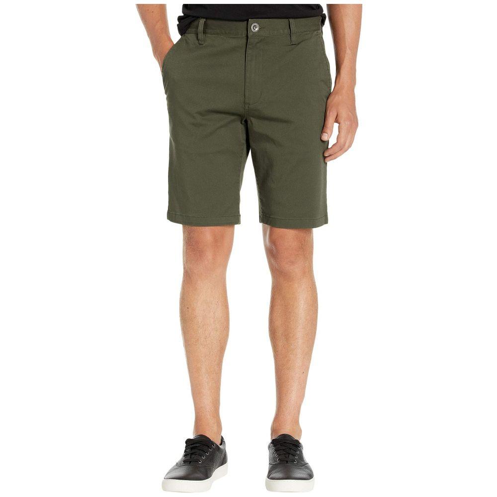 ルーカ RVCA メンズ ショートパンツ ボトムス・パンツ【The Week-End Stretch Shorts】Forest