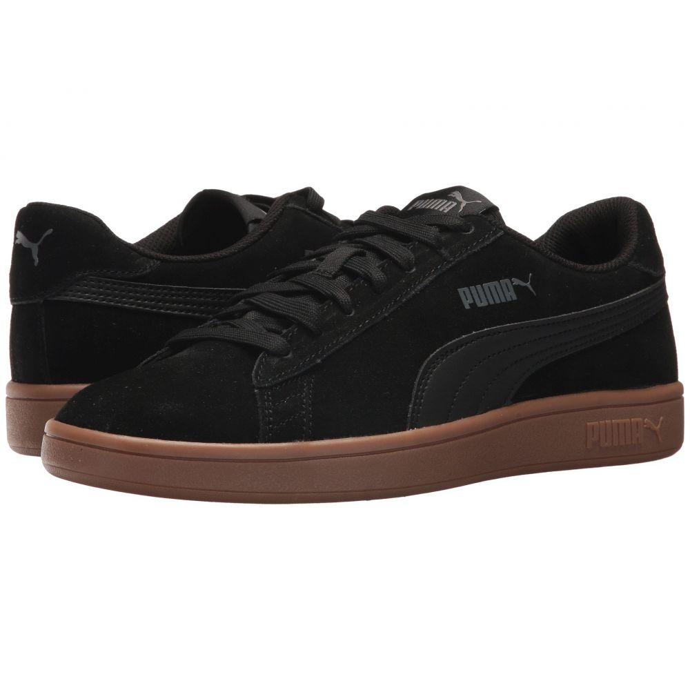 プーマ PUMA メンズ スニーカー シューズ・靴【Smash V2】Black/Black