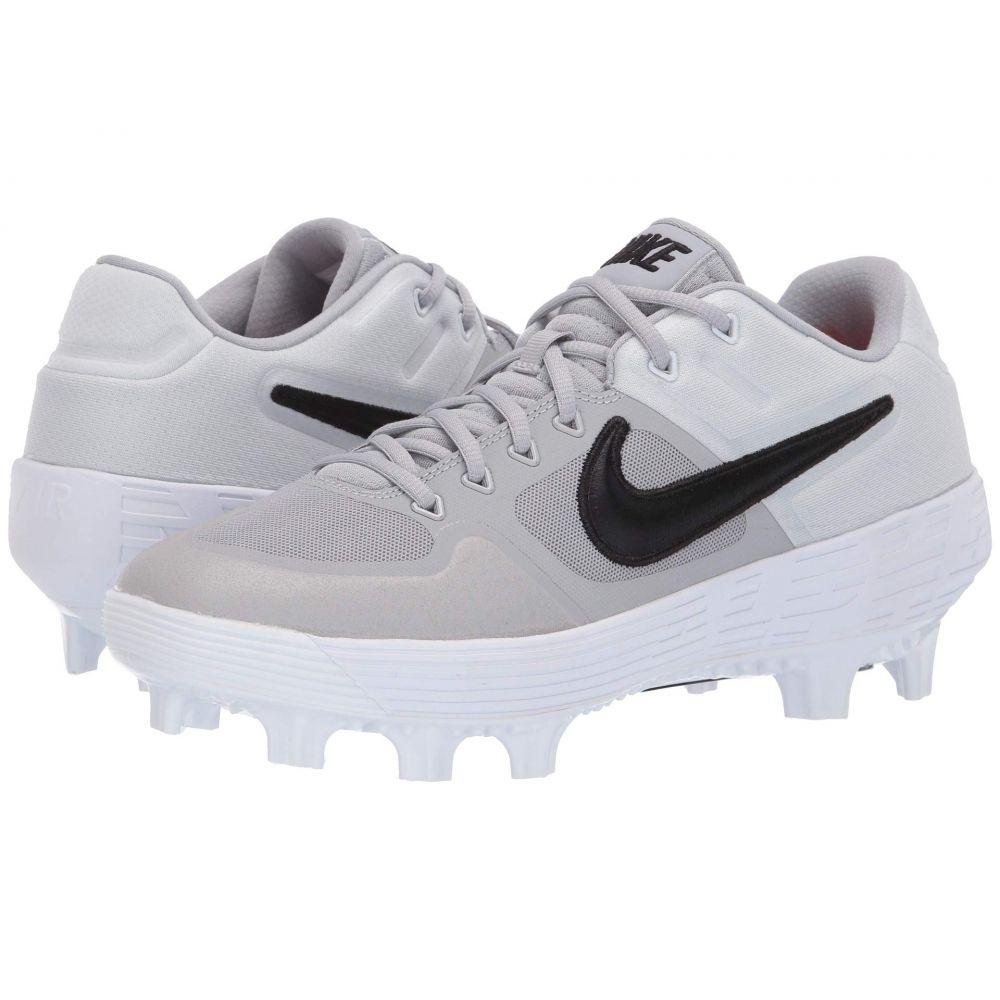 ナイキ Nike メンズ 野球 シューズ・靴【Alpha Huarache Elite 2 Low MCS】Wolf Grey/Black/Pure Platinum