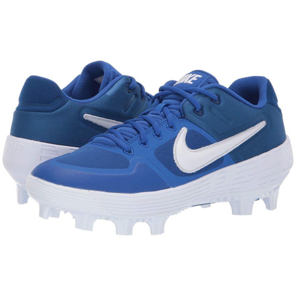 ナイキ Nike メンズ 野球 シューズ・靴【Alpha Huarache Elite 2 Low MCS】Game Royal/White/Gym Blue