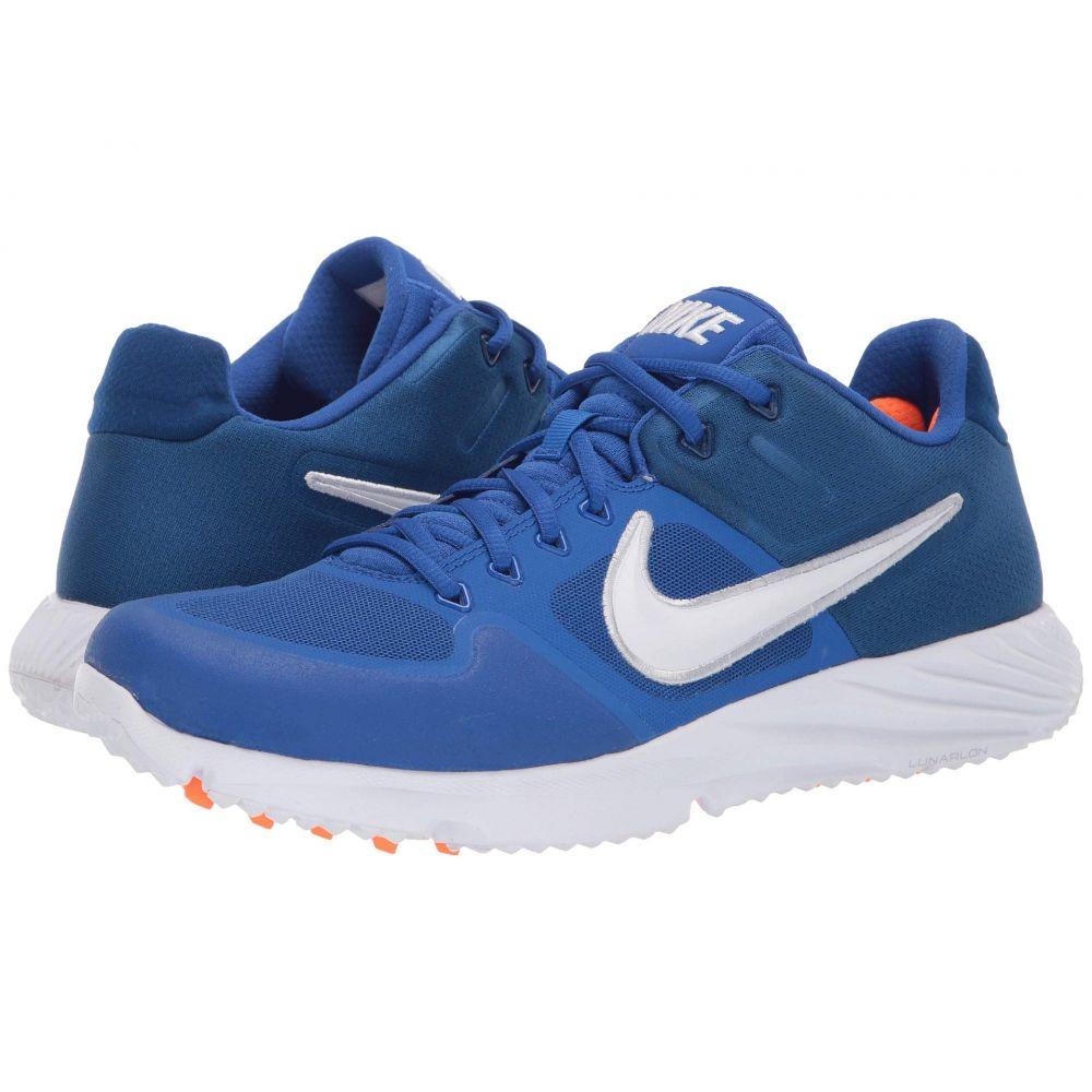 ナイキ Nike メンズ 野球 シューズ・靴【Alpha Huarache Elite 2 Turf】Game Royal/White/Gym Blue