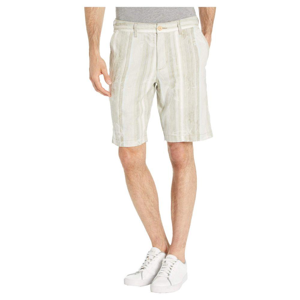 トミー バハマ Tommy Bahama メンズ ショートパンツ ボトムス・パンツ【Marina Del Stripe Shorts】Khaki