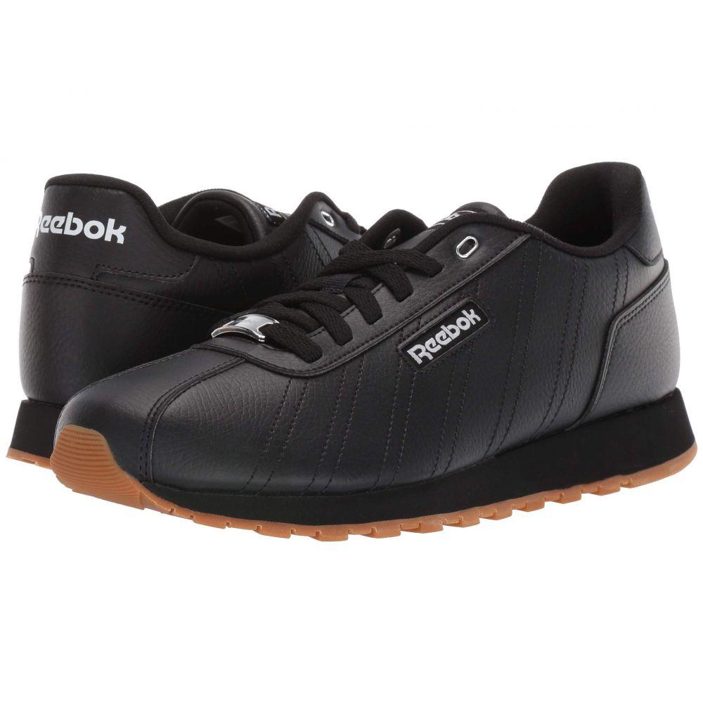 リーボック Reebok メンズ スニーカー シューズ・靴【CL Xyro 2】Black/White/Reebok Rubber Gum